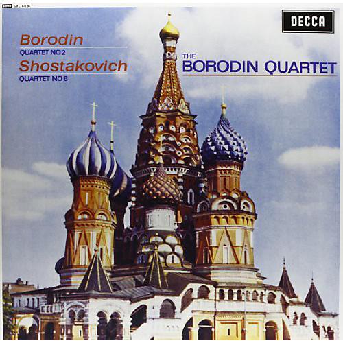 Alliance Borodin Quartet - String Quartet 2