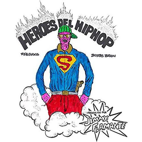 Alliance Bostas Brain - Heroes Del Hip Hop