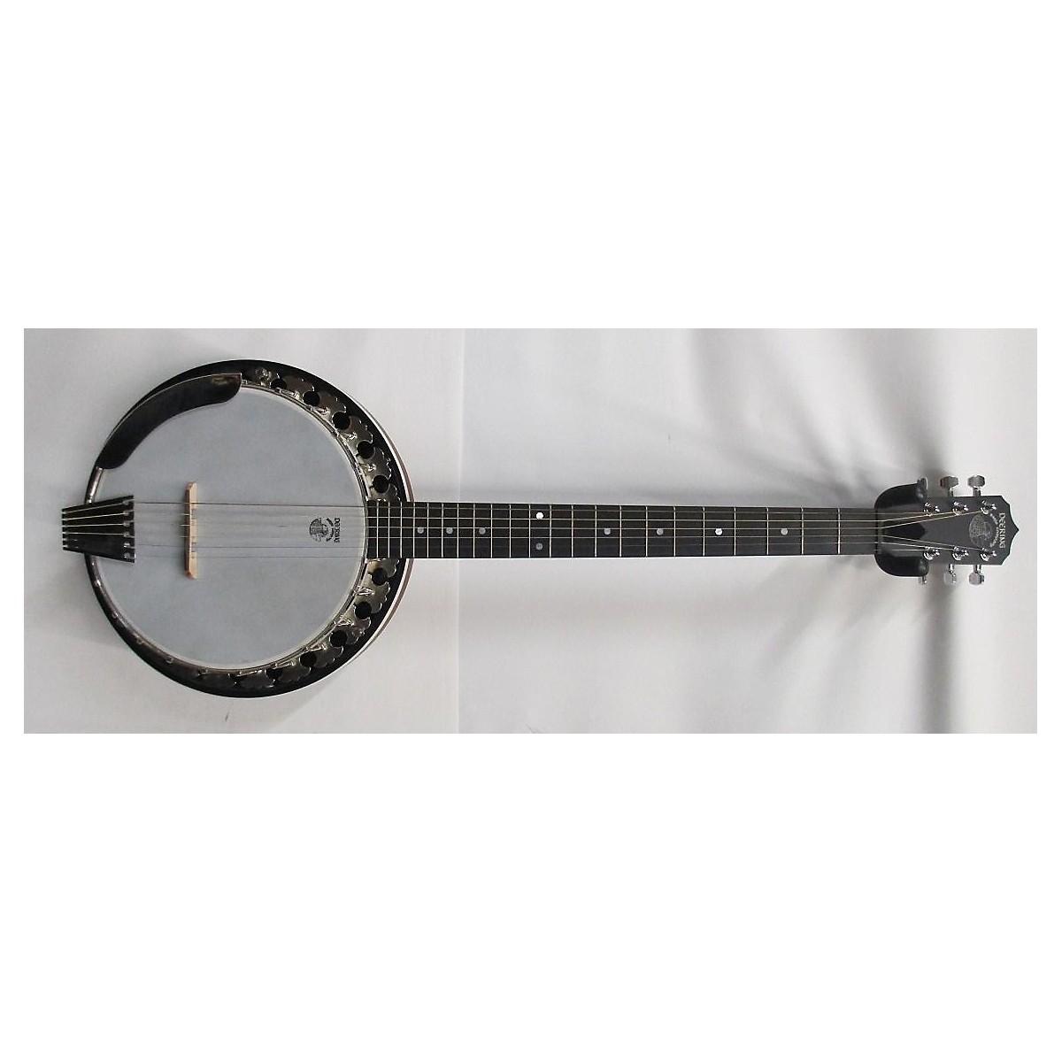 Deering Bostin Six Banjo