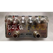 Zvex Box Of Metal Effect Pedal