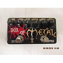 Zvex Box Of Metal Pedal