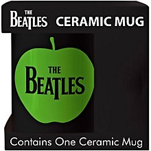 Boelter Brands Boxed Beatles Sublimated Mug - Apple