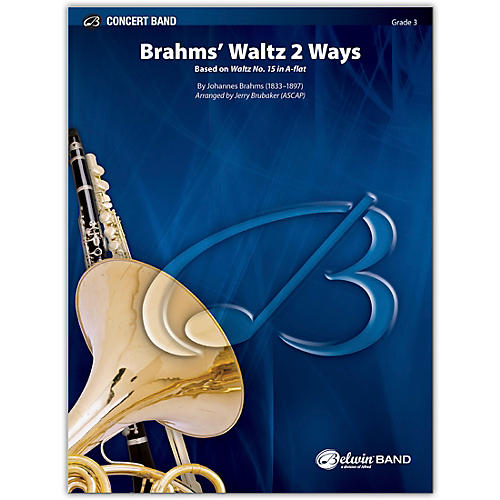 BELWIN Brahms' Waltz 2 Ways 3 (Medium Easy)