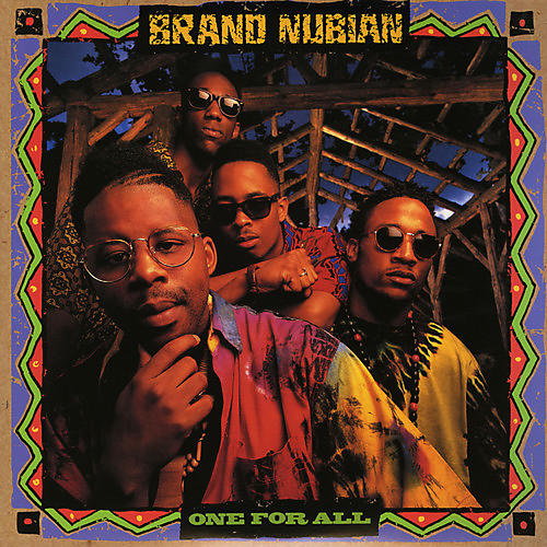 Alliance Brand Nubian - One for All