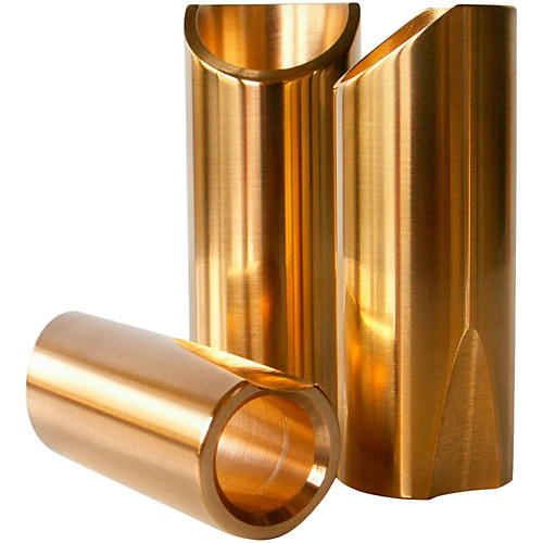 The Rock Slide Brass Rock Slide Guitar Slides