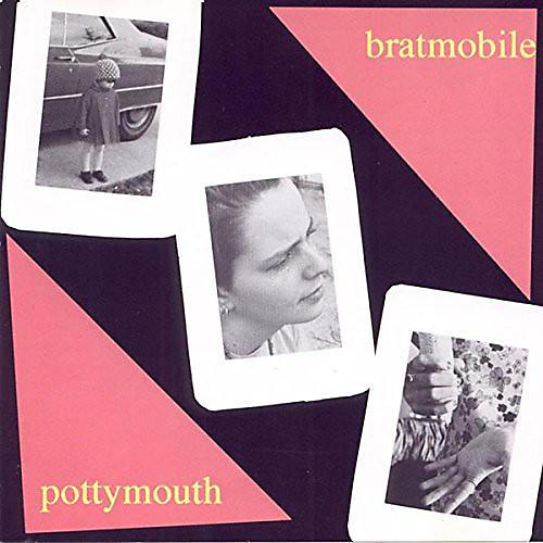 Alliance Bratmobile - Pottymouth