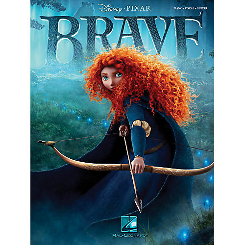 Hal Leonard Brave - Music From The Motion Picture Soundtrack Piano/Vocal/Guitar Songbook