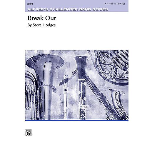 Alfred Break Out Concert Band Grade 1.5 Set