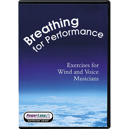 PowerLung Breathing for Performance DVD