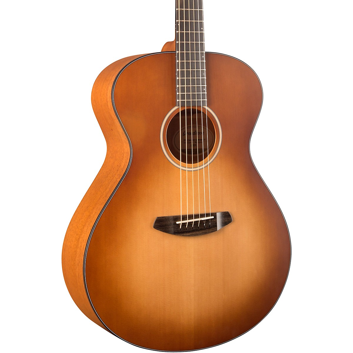 Breedlove USA Concerto E Sitka Spruce-Mahogany Acoustic/Electric Guitar