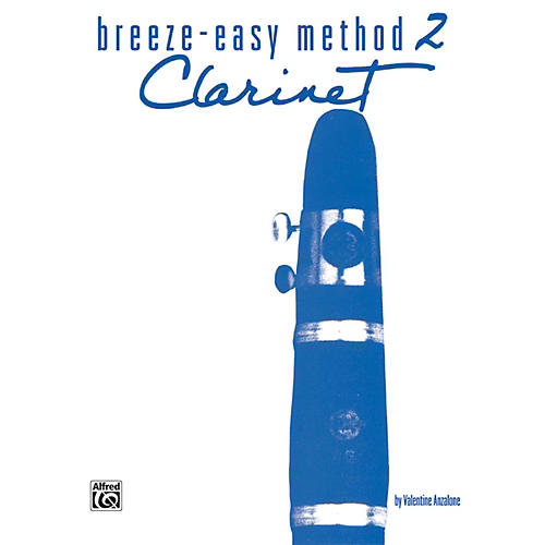 Alfred Breeze-Easy Method for Clarinet Book II