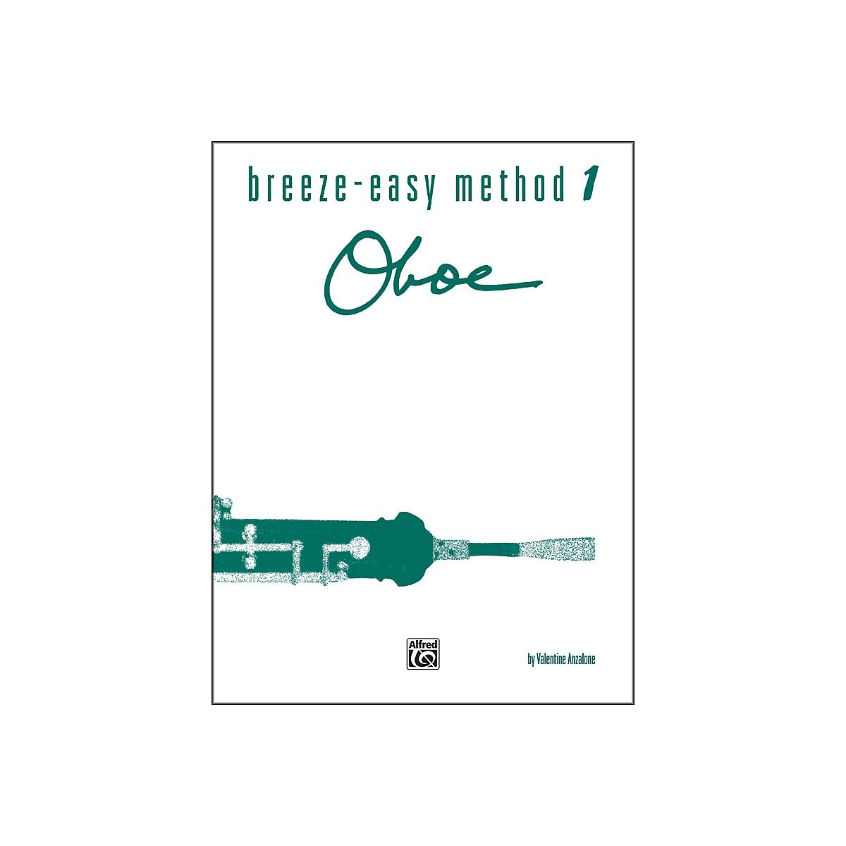 Alfred Breeze-Easy Method for Oboe Book I