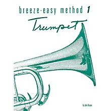 Alfred Breeze-Easy Method for Trumpet (Cornet) Book I