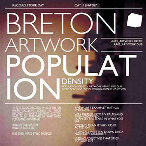 Alliance Breton - Breton Remixed