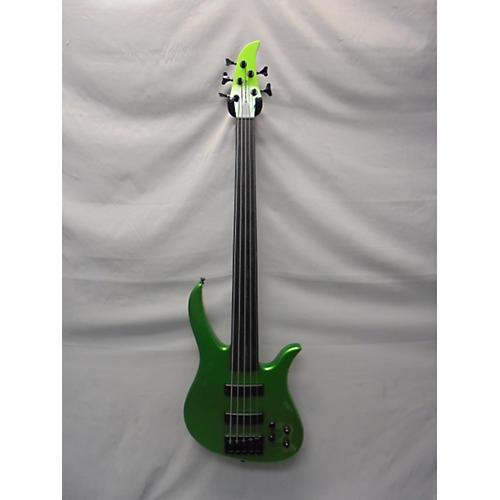 Carvin Brian Bromberg B25S Fretless Electric Bass Guitar