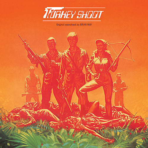 Alliance Brian May - Turkey Shoot (Original Soundtrack)