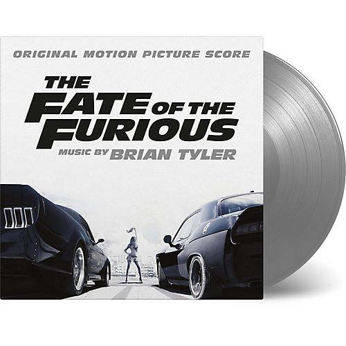 Alliance Brian Tyler - The Fate of the Furious (Original Motion Picture Score)