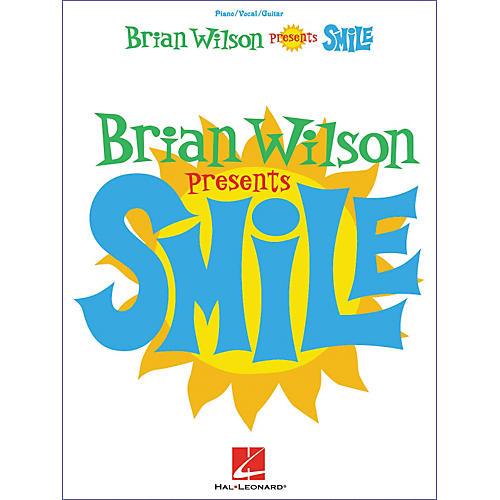 Hal Leonard Brian Wilson - Smile Piano, Vocal, Guitar Songbook