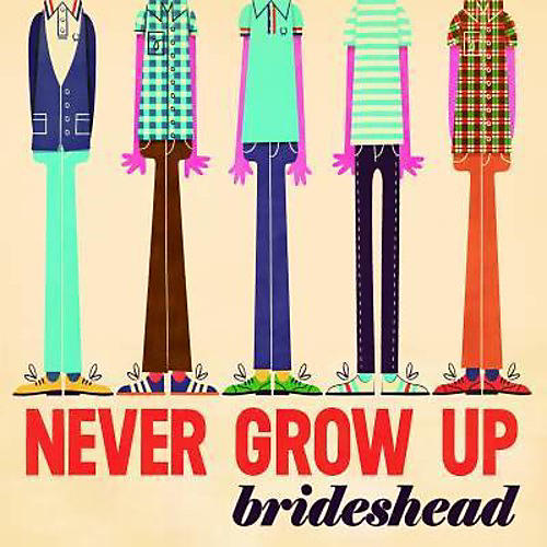Alliance Brideshead - Never Grow Up