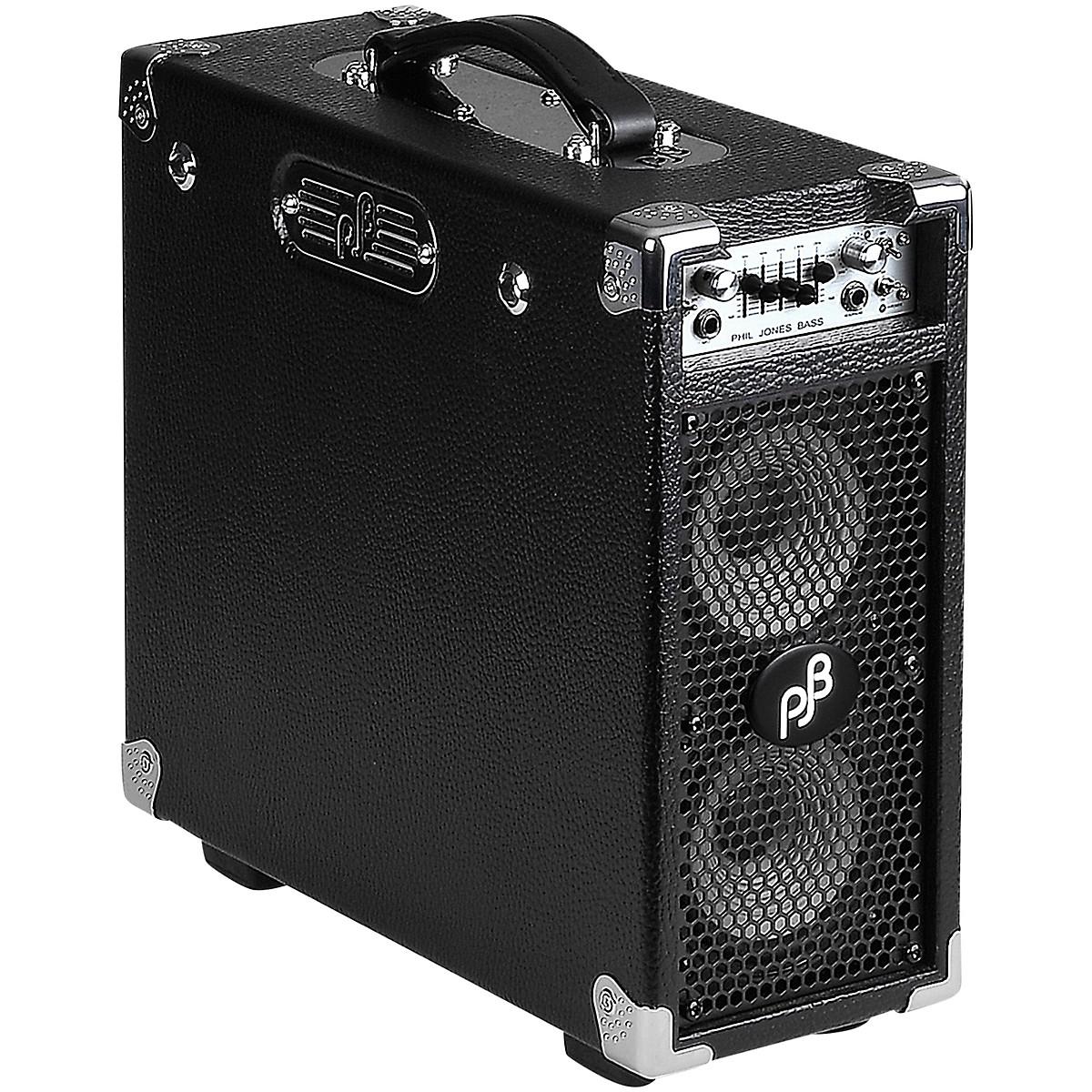 Phil Jones Bass Briefcase Ultimate 200W 2x5 Bass Combo Amp