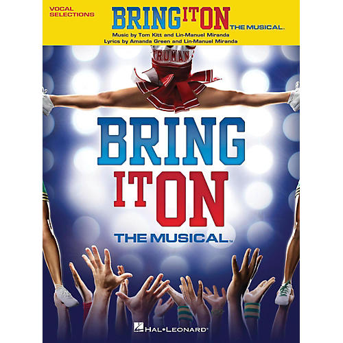 Hal Leonard Bring It On - Vocal Selections
