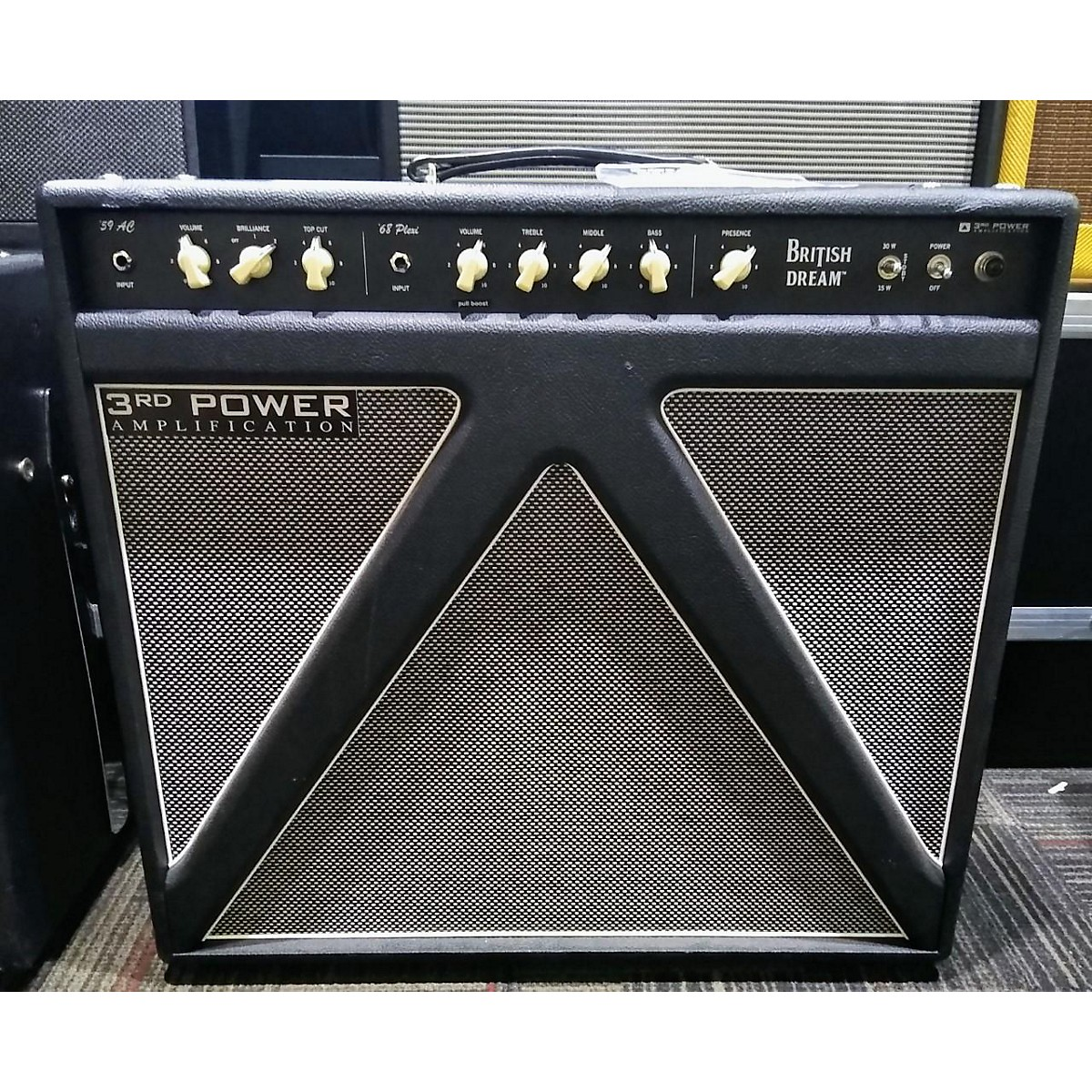 3rd Power Amps British Dream Tube Guitar Combo Amp