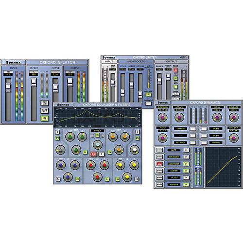 Sonnox Broadcast Bundle (HD-HDX) Software Download