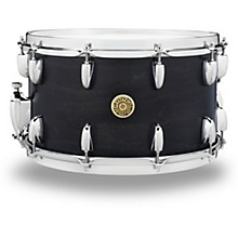 Broadkaster Snare Drum 14 x 8 in. Satin Ebony