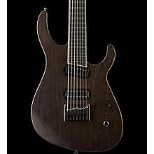 Brocken FX-WM 7-String Electric Guitar Level 2 Transparent Black 190839838063