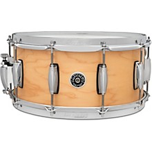 Brooklyn Straight Satin Snare Drum with Lightning Throw-Off 14 x 6.5 in. Natural