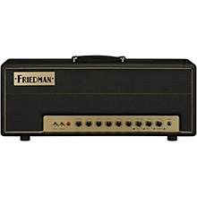 Friedman Brown Eye 100W 2-Channel Tube Guitar Head Level 1 Black