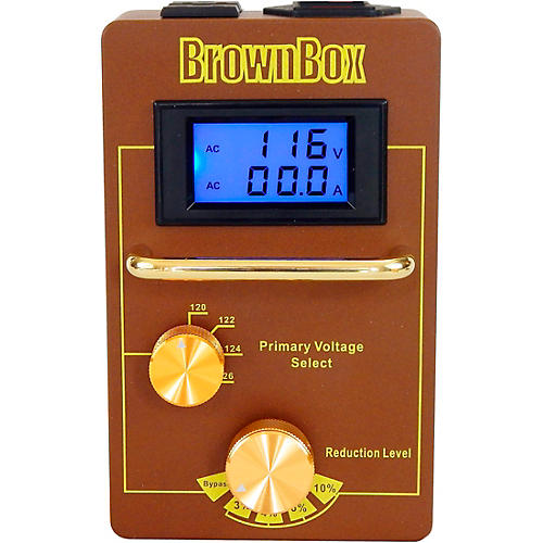 Amprx Power Solutions BrownBox