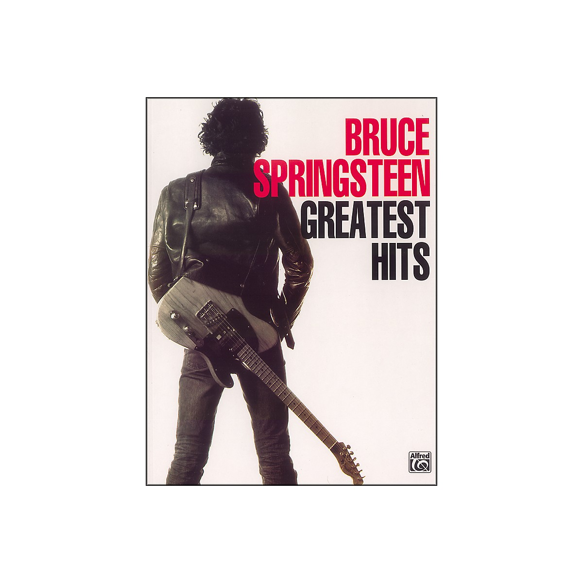 Alfred Bruce Springsteen Greatest Hits Piano/Vocal/Chords