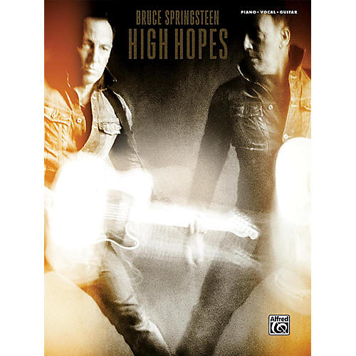 Alfred Bruce Springsteen High Hopes PVC Book
