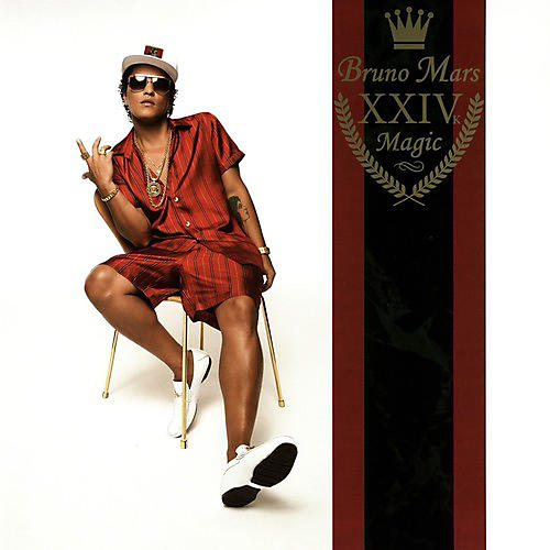WEA Bruno Mars - 24k Magic