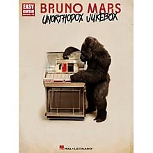 Hal Leonard Bruno Mars Unorthodox Jukebox for Easy Guitar Tab