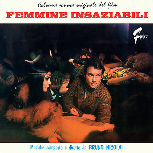 Alliance Bruno Nicolai - Femmine Insaziabili
