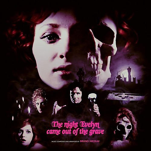 Alliance Bruno Nicolai - Night Evelyn Came Out Of The Grave (Original Soundtrack)