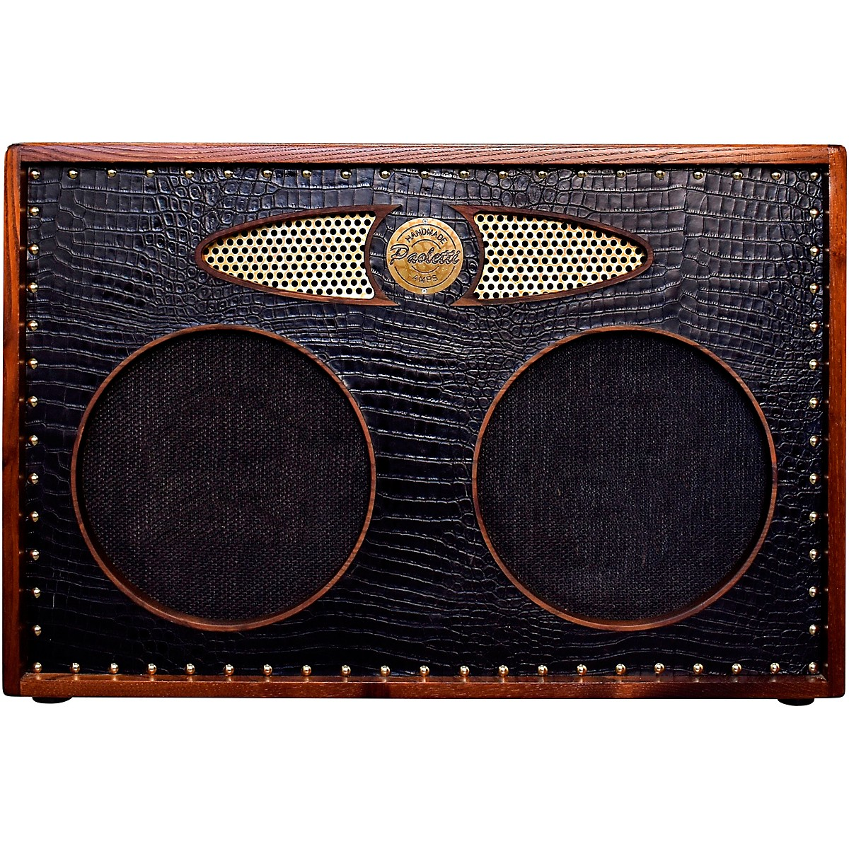 Paoletti Guitars Brutale Extension 140W 2x12 Guitar Speaker Cabinet