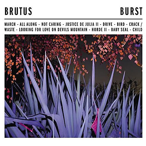 Alliance Brutus - Burst