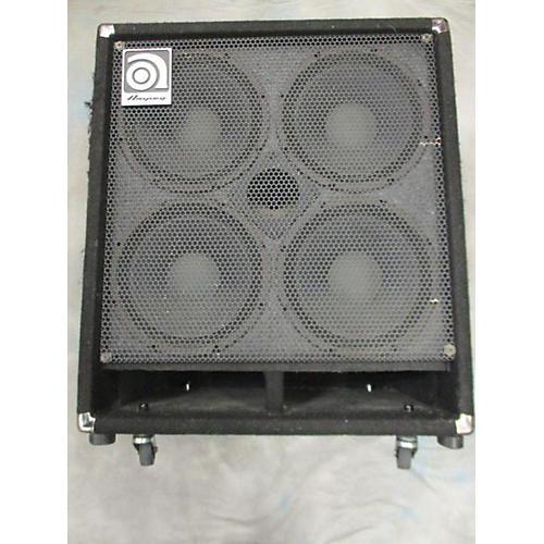 Ampeg Bse410hlf Bass Cabinet