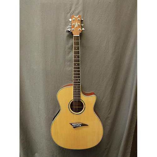 Dean Bubinga Exotica Acoustic Electric Guitar