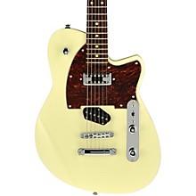 Buckshot Electric Guitar Cream