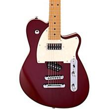 Buckshot Roasted Maple FIngerboard Electric Guitar Medieval Red