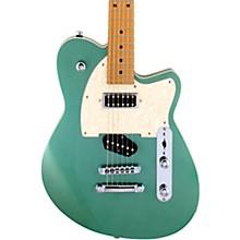 Buckshot Roasted Maple FIngerboard Electric Guitar Metallic Alpine
