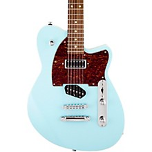 Buckshot Roasted Pau Ferro Fingerboard Electric Guitar Chronic Blue