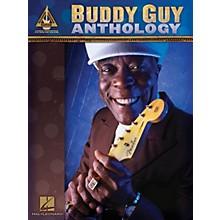 Hal Leonard Buddy Guy Anthology Guitar Tab Songbook