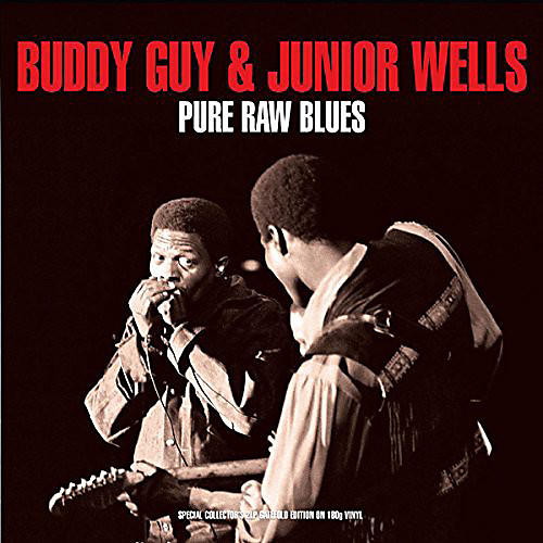 Alliance Buddy Guy & Junior Wells - Pure Raw Blues