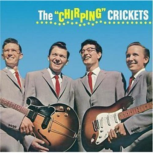 Alliance Buddy Holly - Chirping Crickets
