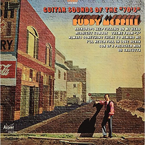 Alliance Buddy Merrill - Guitar Sounds of the 70's
